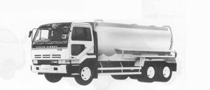 Nissan Big Thumb CD BULK TRUCK 1991 г.