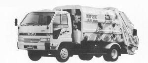 Isuzu Forward JUSTON 195PS GARBAGE TRUCK 1991 г.