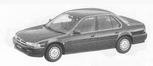 Honda Accord EX 1991 г.
