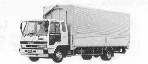 Isuzu Forward 210PS INTERCOOLER TURBO WING BODY 2.75T 1991 г.