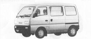 Suzuki Carry VAN GL 1991 г.