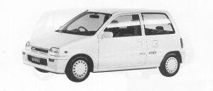 Daihatsu Mira 3DOOR PADI-S 1991 г.