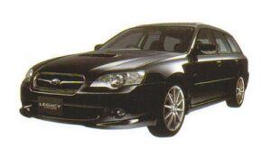 Subaru Legacy TOURING WAGON 2.0 GT spec.B 2005 г.