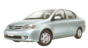 "Toyota Platz 1.0F ""L Package"" 2005 г."