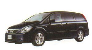 Nissan Presage Highway Star (2WD*2500) 2005 г.