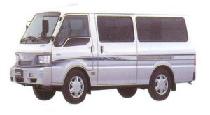 Mazda Bongo Brawny VAN GL Super 2005 г.
