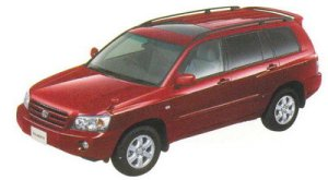 "Toyota Kluger V 3.0S FOUR ""G Package"" 2005 г."