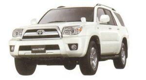 Toyota Hilux Surf 4WD V6 4000 SSR-G 2005 г.