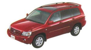 """Toyota Kluger L 3.0S FOUR """"G Package"""" 2005 г."""
