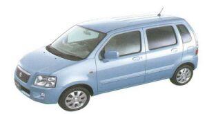 Suzuki Solio WELL 2005 г.