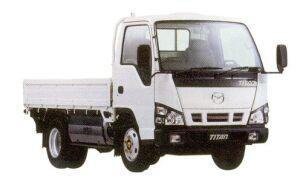 Mazda Titan 3 ton 4.6 liter High Floor 2WD Narrow Cabin, Deluxe 2005 г.