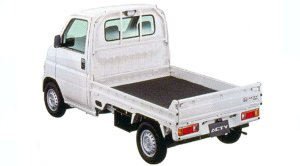 Honda Acty Truck Motorcycle Carrier 4WD 2005 г.