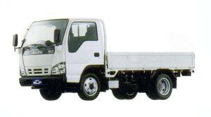 Isuzu Elf Smoother-E, Low Floor , 4WD Standard Body 2005 г.