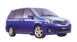 Mazda MPV Aeroremix 2005 г.