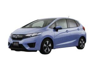 Honda Fit Hybrid-F Package 2016 г.
