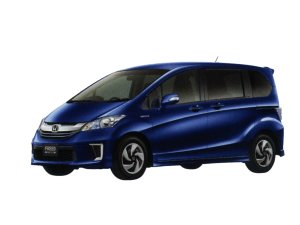 Honda Freed Hybrid - Just Selection (6 Seater) 2016 г.