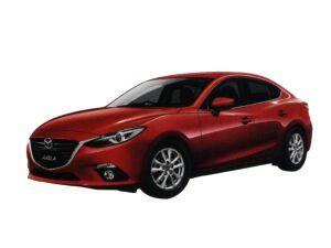 Mazda Axela Hybrid HYBRID-S 2016 г.