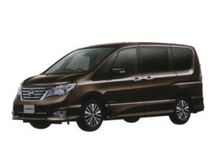 Nissan Serena Highway STAR S-HYBRID V-Selection+Safety II 2016 г.