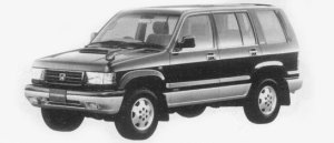 Honda Horizon 3.1L INTERCOOLER  HANDLING BY LOTUS 1996 г.