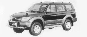 Toyota Land Cruiser Prado TZ 1996 г.
