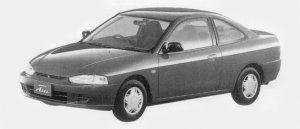 Mitsubishi Mirage Asti V 1996 г.