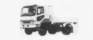 Mitsubishi Fighter 4WD 3.75T 1996 г.