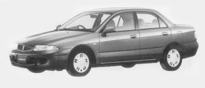 Mitsubishi Carisma LX 1996 г.