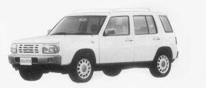 Nissan Rasheen TYPE II 1996 г.