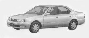 Toyota Camry 1.8XJ 1996 г.