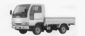 Isuzu Elf 100 4WD 1T FLAT LOW STANDARD BODY 1996 г.