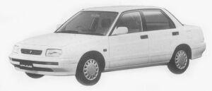 Daihatsu Applause 16Li 1996 г.
