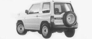 Mitsubishi Pajero Mini XR-I 4WD 1996 г.