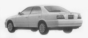 Toyota Chaser 2.5 AVANTE FOUR 1996 г.