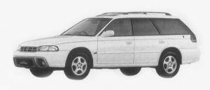 Subaru Legacy WAGON 1996 г.