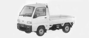 SUBARU SAMBAR TRUCK 1996 г.