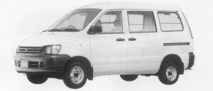 Toyota Liteace VAN 2WD SUPER SINGLE, JUST LOW 5DOOR 1996 г.