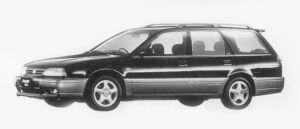 Nissan Avenir SALUT X GT TURBO 1996 г.
