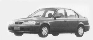 Honda Integra SJ VXi 1996 г.