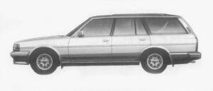 Toyota Mark II Wagon LG GRANDE EDITION 1996 г.