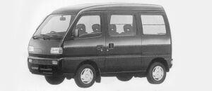 Suzuki Every JOY POP TURBO 1996 г.