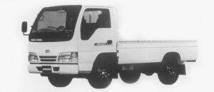 Nissan Diesel Condor 20 STANDARD LOW FLOOR 1996 г.