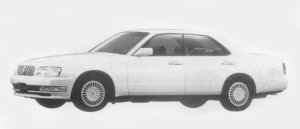 Nissan Cedric V30 TWINCAM BRAUHAM 1996 г.