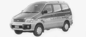 Toyota Townace NOAH 4WD FIELD TOURER 1996 г.