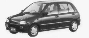 Subaru Vivio 5DOOR em 1996 г.