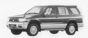 Nissan Terrano V-6 3300 GASOLINE R3m-R LIMITED 1996 г.