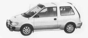 Mitsubishi RVR SUPER OPEN GEAR 1996 г.