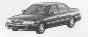Mitsubishi Debonair EXCEED TYPE C 1996 г.