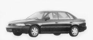 Subaru Legacy TOURING SEDAN BRIGHTON 1996 г.