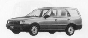 Mazda Familia VAN 1700 DIESEL XL 1996 г.