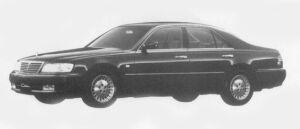 Nissan Cima 30LV 1996 г.